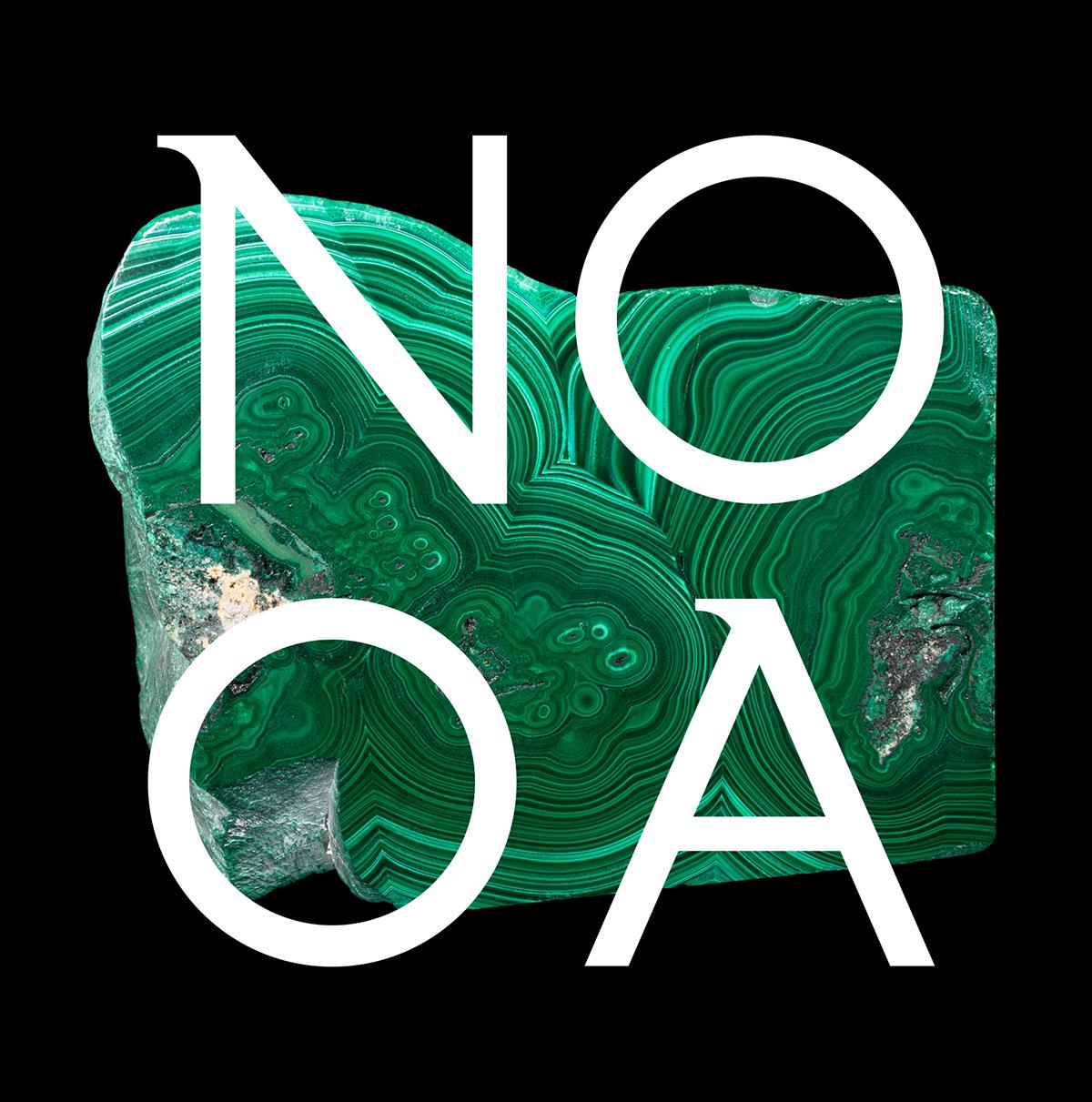 NOOA font