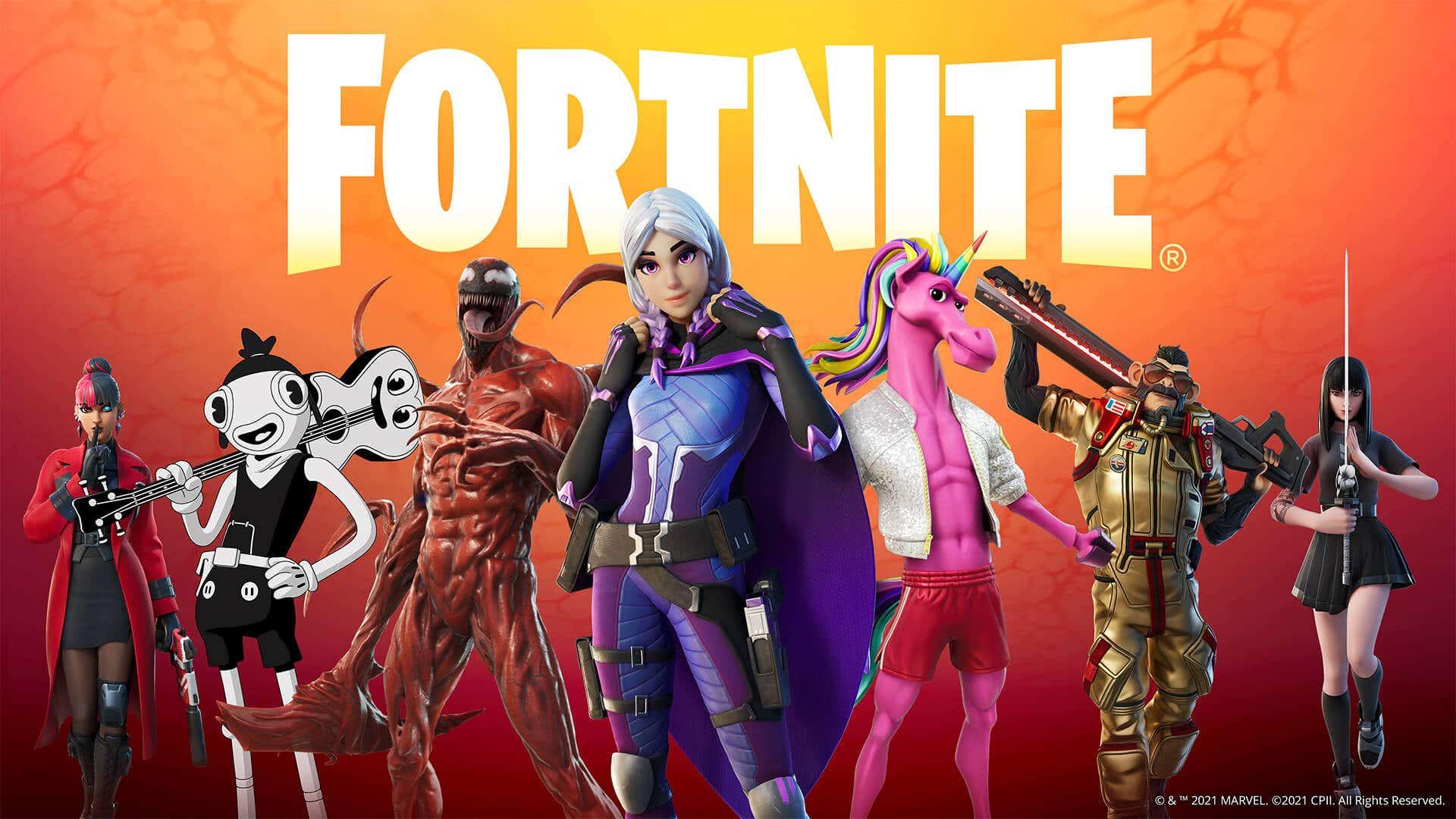 Fortnite game image