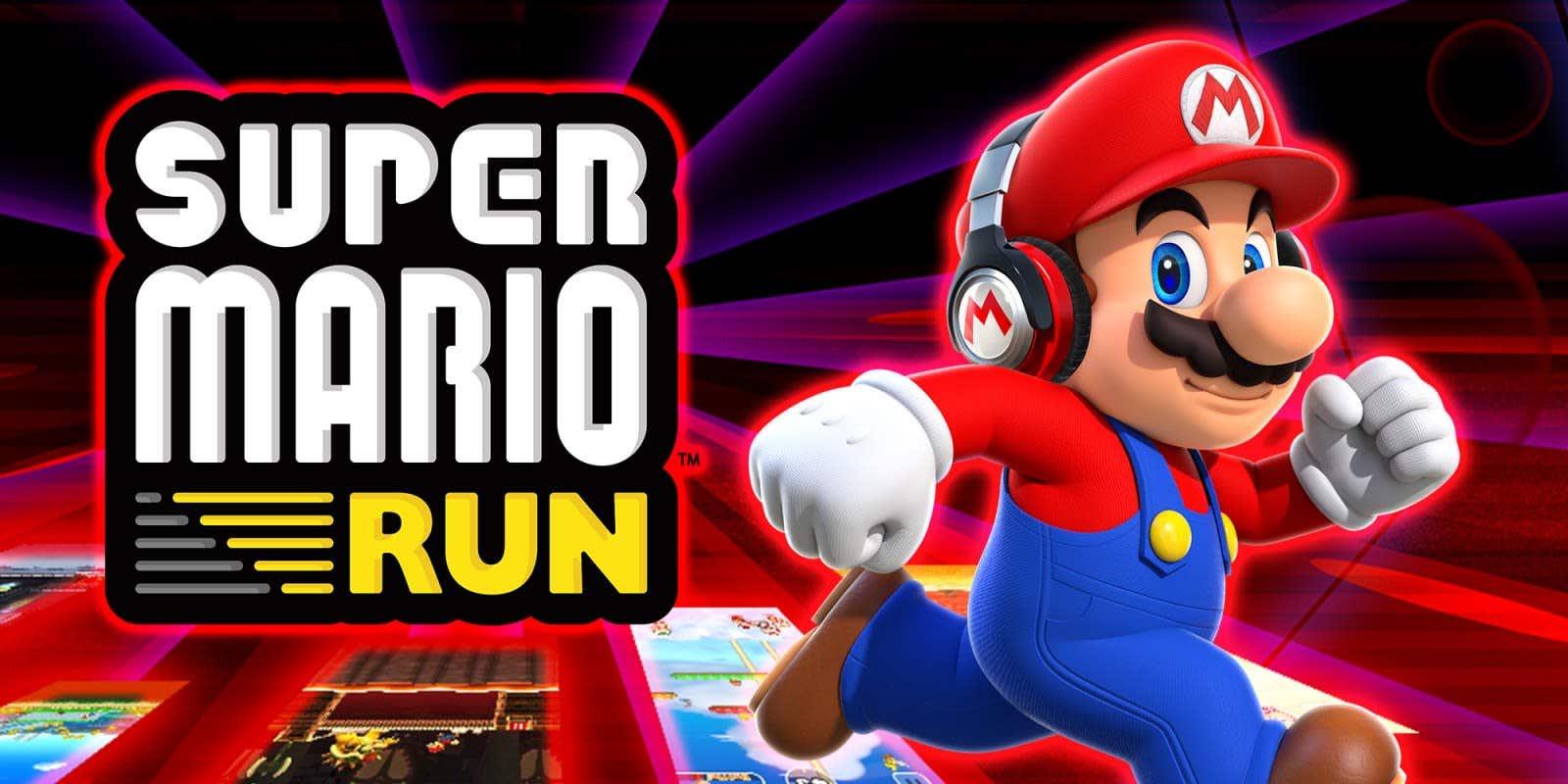 Super Mario Run game image