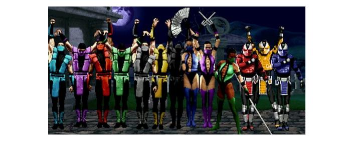 Mortal Combat bad character design