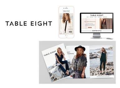 Web, App and Brochure Design
