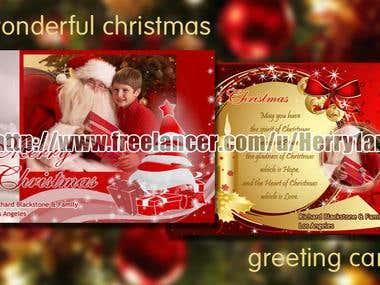 - Romantic Card - Christmas Card - Holiday Card - Invitation Card - Birthday Card - Thankful Card - Special Card