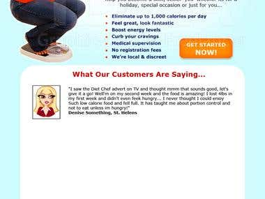 I will design email template for your promotion and convert to Html if you want.
