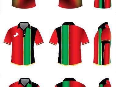 T-Shirt Designs and Mockup.