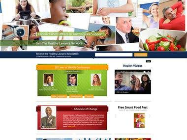 Joomla responsive website design and development.