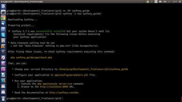 PHP Symfony [Guide]   Freelancer Blog