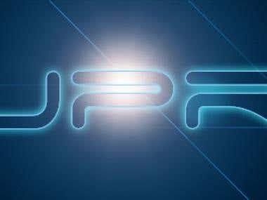 Logo designed on photoshop