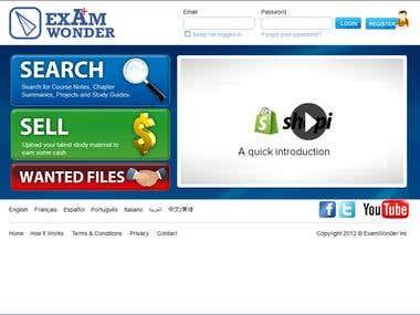 Our Website Development Samples