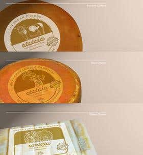 Portuguese Cheese labels