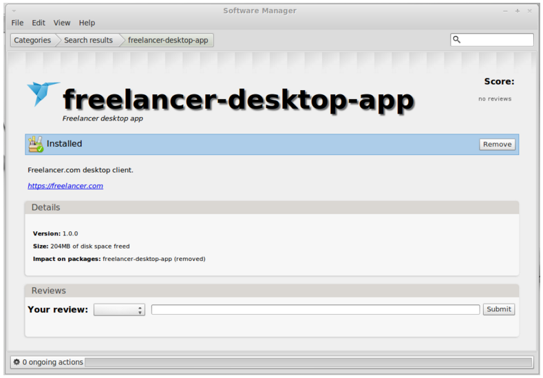 How to Uninstall the Desktop App | Project | Freelancer Support