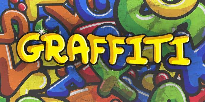 The Graffiti Font