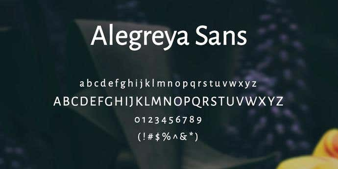 120 Best Free Fonts for Designers | Freelancer Blog