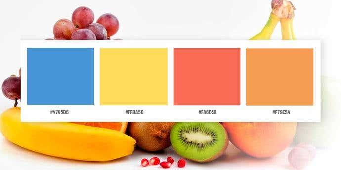 Color Palette Explorer Top 30 Color Schemes For Your Designs