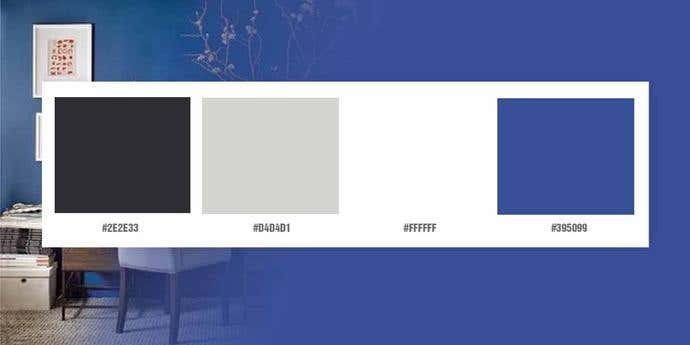 Sleek and Modern Color Palette