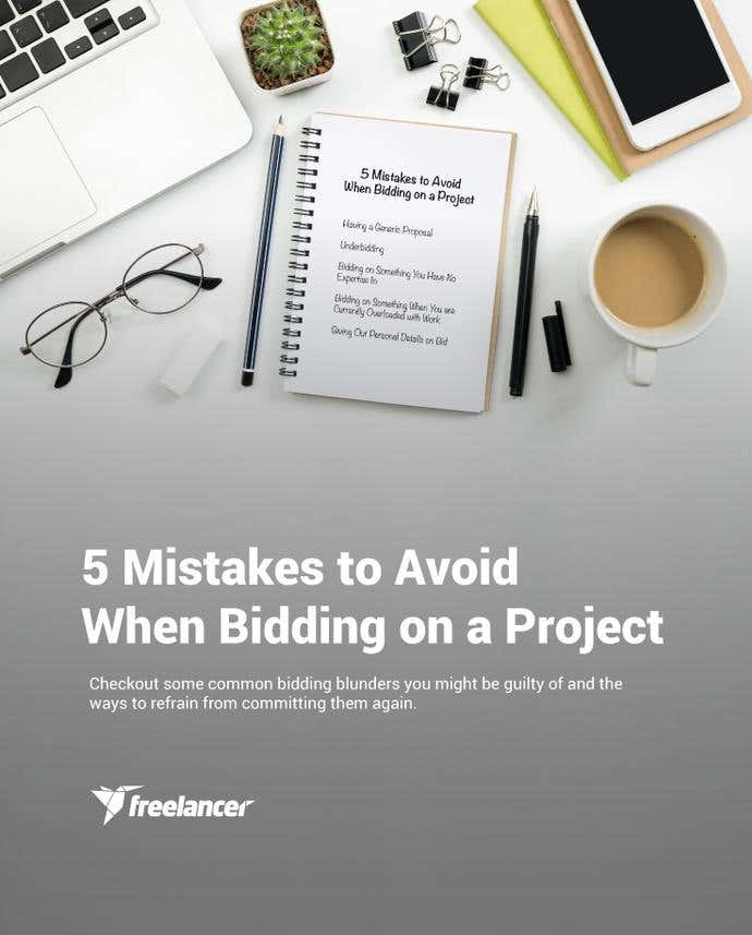 5 Mistakes to Avoid When Bidding on a Project - Image 1