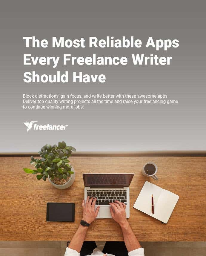The Most Reliable Apps Every Freelance Writer Should Have - Image 1