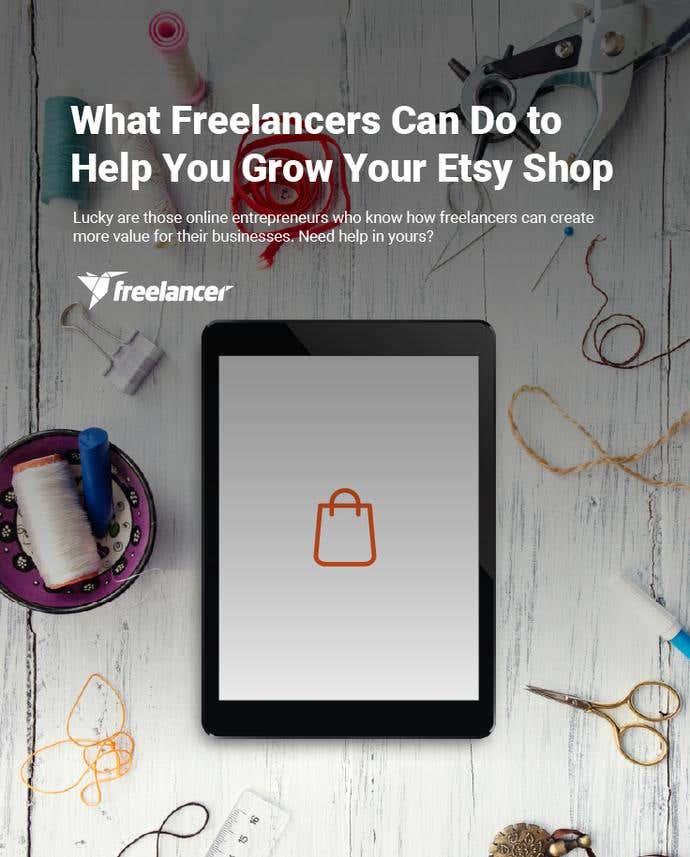 What Freelancers Can Do to Help You Grow Your Etsy Shop - Image 1