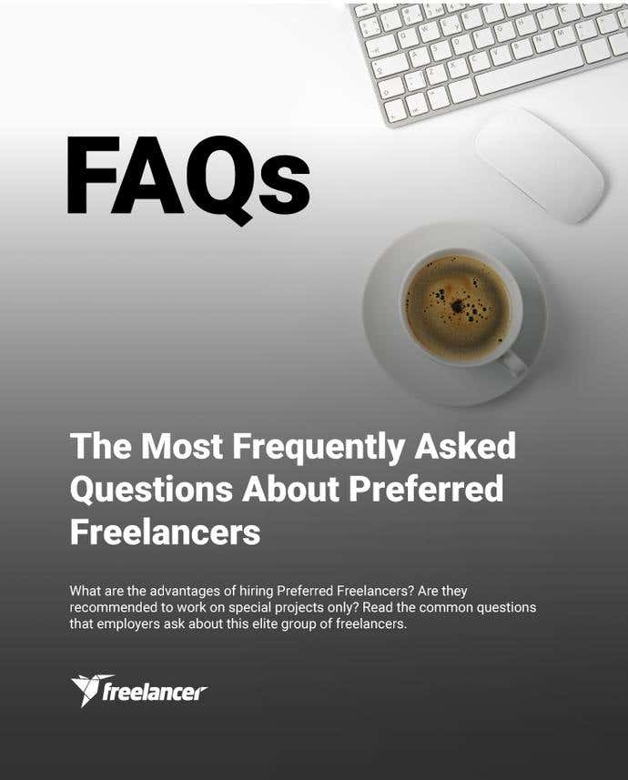 The Most Frequently Asked Questions About Preferred Freelancers - Image 1