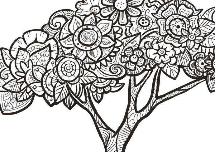 How To Draw Doodle Art: Tree - Image 2