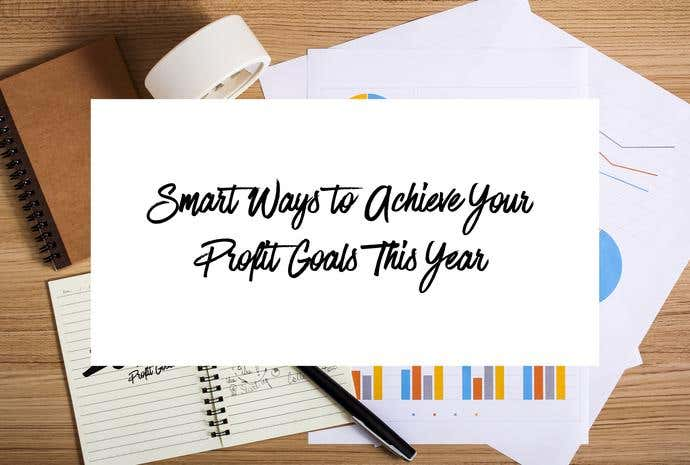 tips to achieve your profit goals as a freelancer