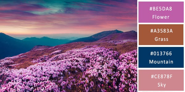 120 Stunning Color Combinations For Your Next Design - Image 17