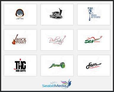 Music Logo Design - Seabit Media
