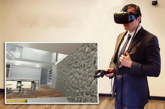 Revolutionizing Architectural Experience With VR System - Image 3