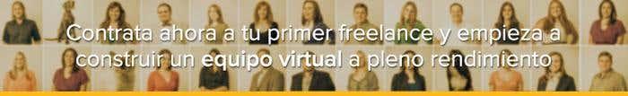 Freelance contrata a freelance para equipo freelance en nubelo
