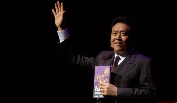 Libros sobre negocios padre-rico-padre-pobre