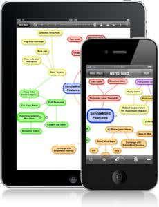 simple mind app