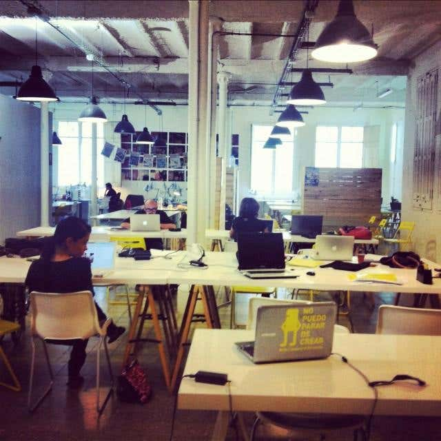 coworking freelance