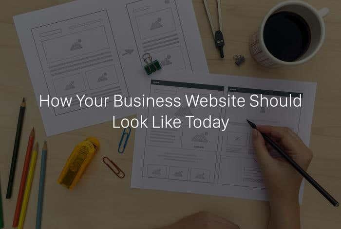website design tips and trends