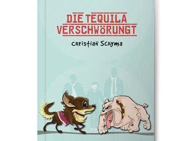 My recent book cover design.