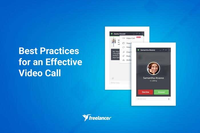 Best Practices for an Effective Video Call - Image 1