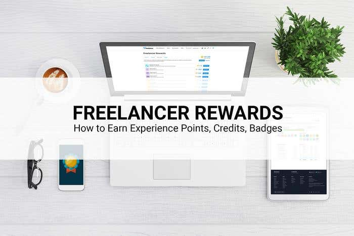 freelancer rewards