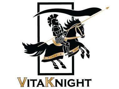 Logo For VitaKnight website