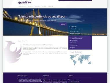 About Specializing in providing Financial Advising, Accounting, Human Resources Management and Consulting services, Perfinco has shown an exponential growth over the last years. Through external partnerships and mergers, it currently has a large customer base, between Portugal, Angola and Mozambique, with great prospects for the UK and Chinese markets.  Challenge Perfinco has requested an Institutional Website in several languages, with the services that it provides regularly, as well as news of the sector. Dark and sober colors were one of the main requirements of the brand.  Solution Through a Multilingual Institutional Website that communicates the values and objectives of the brand and translates what it symbolizes, we allow Perfinco to quickly and easily manage online content through our CMS (Umbraco). So that they continue to exceed their customers' expectations and create solutions that add value to them.  https://double.pt/en/portfolio/perfinco/