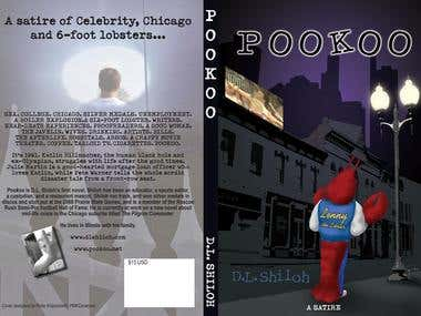 Pookoo Book Cover, Author D. L. Shiloh