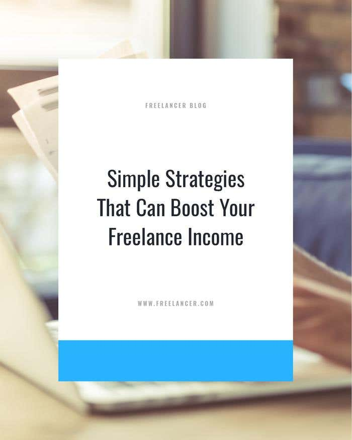 boost your freelance income