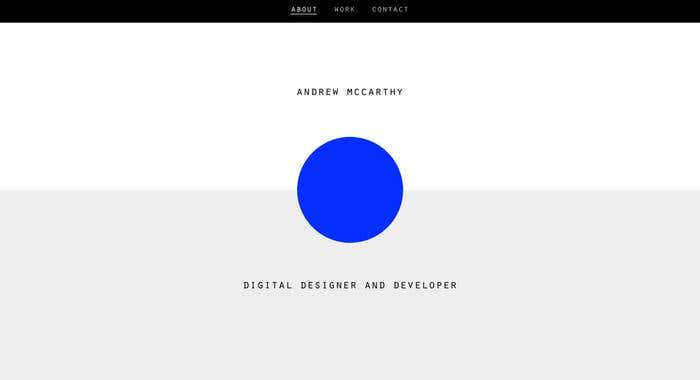 Top 25 Must-Visit Personal Portfolio Websites - Image 18