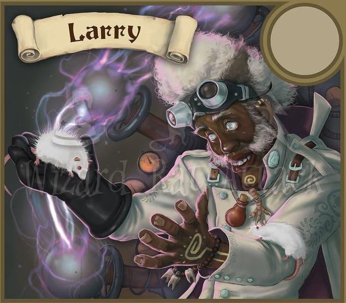 Dentist Builds Own Wizard-Themed Board Game via Freelancer.com - Image 4