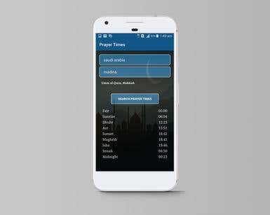 Prayer Times App for Asian Countries