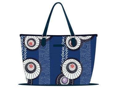 Beach Bag  Design