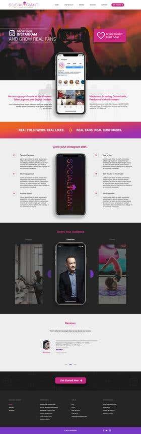 Portfolio Website (2018)