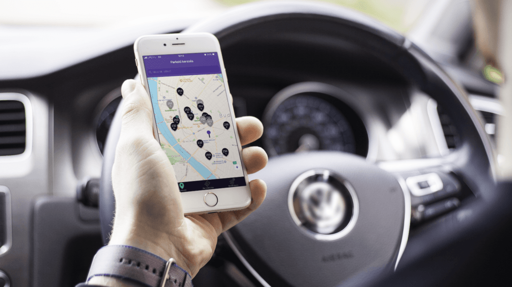 Parking App Development- Parkl