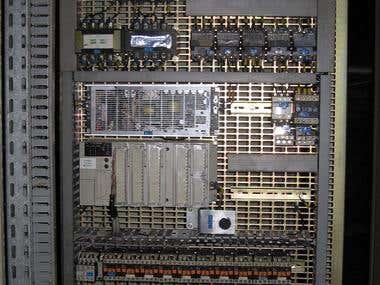Modernizacion del sistema de control y potencia de una maquina embosadora de laminas de aluminio