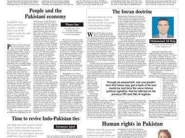 article of international relations