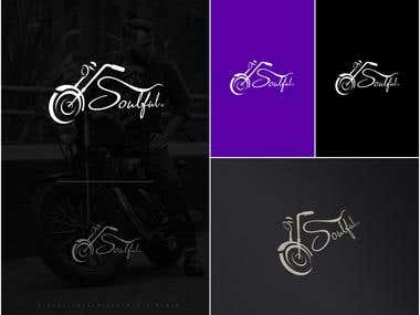 Soulful logo design done by me