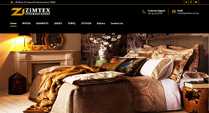 I have developed the website on WordPress for Pakistan based Company. Our Client needs best and Professional Portal to show its textile products to grow its business across Pakistan.