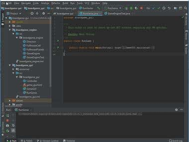 Another JavaFX Desktop Application using IntelliJ IDEA and Gradle